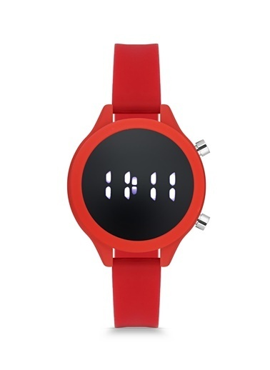 G-Sport Polo Saat Kırmızı